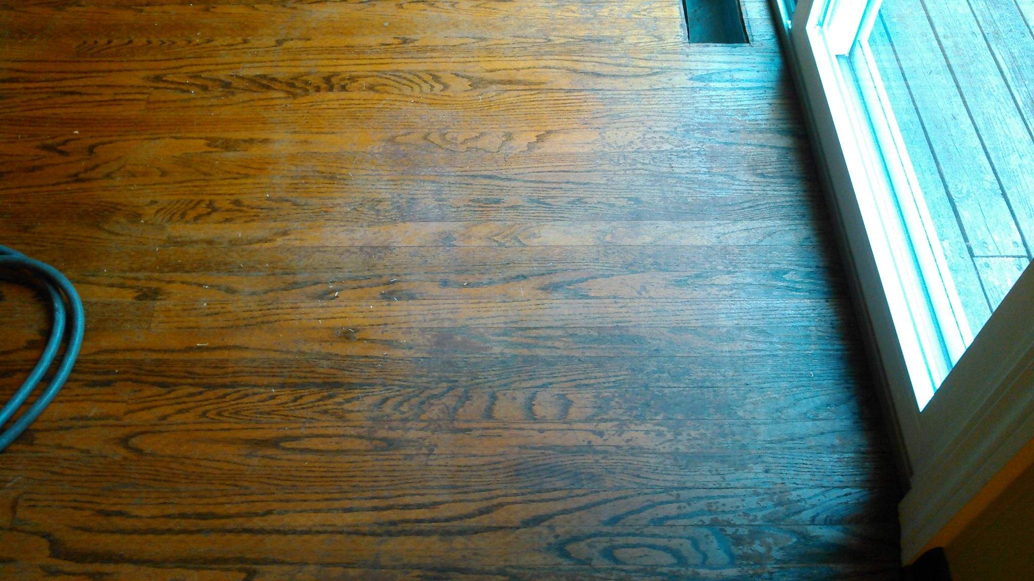 Red Oak Before Stain (2)